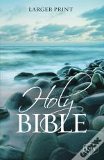 Kjv Holy Bible, Larger Print, Paperback