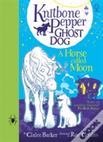 Knitbone Pepper Ghost Dog And A Horse Called Moon