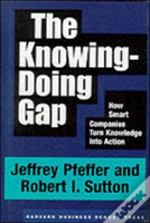 Knowing-Doing Gap