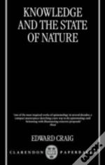 Knowledge And The State Of Nature
