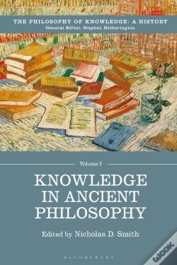 Wook.pt - Knowledge In Ancient Philosophy