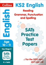 Ks2 English Reading And Spag Sats Practice Test Papers