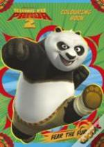 Kung Fu Panda 2: Colouring Book