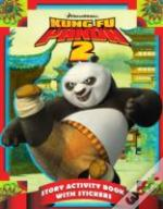 Kung Fu Panda 2: Story Activity Book With Stickers