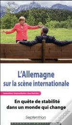 L Allemagne Sur La Scene Internationale
