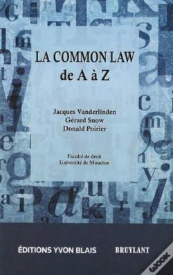Wook.pt - La Common Law De A A Z