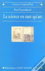 La Science En Tant Qu'Art