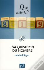 L'Acquisition Du Nombre Qsj 3941
