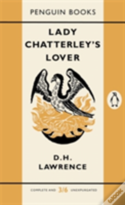 Wook.pt - Lady Chatterleys Lover