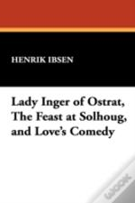 Lady Inger Of Ostrat, The Feast At Solho