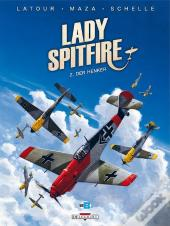 Lady Spitfire T.2 Royal Air Force