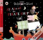 Ladybird Skullabones Island: All Aboard The Pirate Ship!