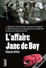 L'Affaire Jane De Boy