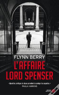 Wook.pt - L'Affaire Lord Spenser
