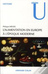 L'Alimentation En Europe À L'Époque Moderne