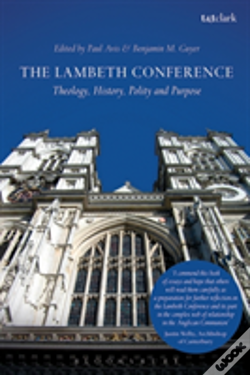 Wook.pt - Lambeth Conference History Theolo