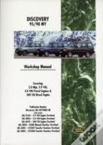 Land Rover Discovery 95/98 My  Workshop Manual
