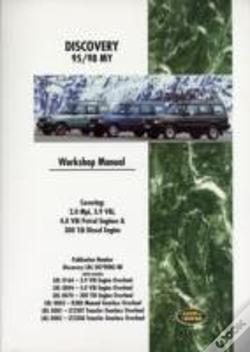 Wook.pt - Land Rover Discovery 95/98 My  Workshop Manual