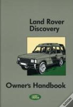 Wook.pt - Land Rover Discovery Owner'S Handbook