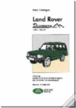 Wook.pt - Land Rover Discovery Parts Catalogue 1989-1998 My
