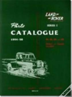 Wook.pt - Land Rover Series 1 Parts Catalogues 1954-58