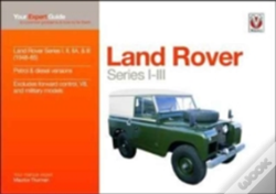 Wook.pt - Land Rover Series I-Iii