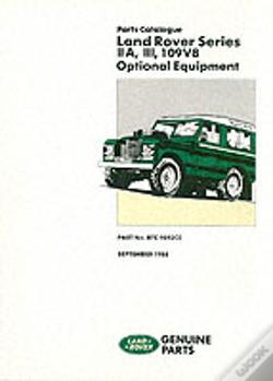 Wook.pt - Land Rover Series Iia, Iii And 109v8 Optional Equipment