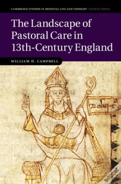 Wook.pt - Landscape Of Pastoral Care In 13th-Century England