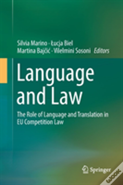 Wook.pt - Language And Law