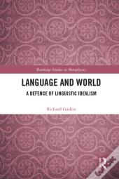 Language And World