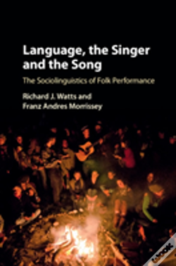 Wook.pt - Language The Singer And The Song