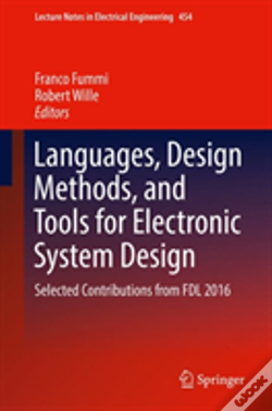 Wook.pt - Languages, Design Methods, And Tools For Electronic System Design
