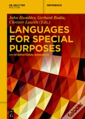 Languages For Special Purposes