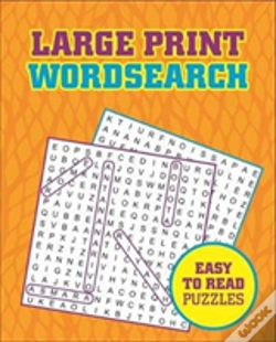 Wook.pt - Large Print Wordsearch