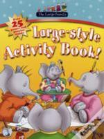 Large Style Activity Book