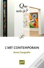 L'Art Contemporain (9e Édition)