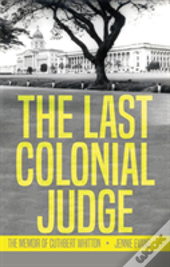 Last Colonial Judge The