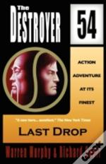 Last Drop (Destroyer #54)