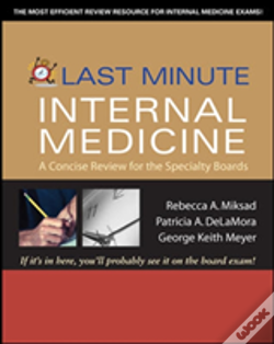 Wook.pt - Last Minute Internal Medicine