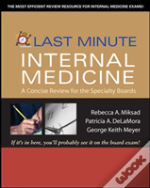 Last Minute Internal Medicine