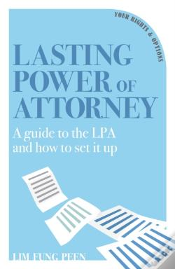 Wook.pt - Lasting Power Of Attorney