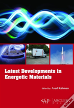 Wook.pt - Latest Developments In Energetic Materials