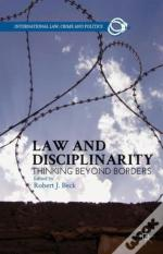 Law And Disciplinarity