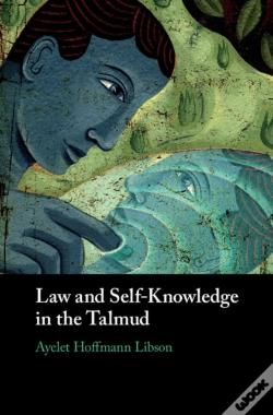 Wook.pt - Law And Self-Knowledge In The Talmud
