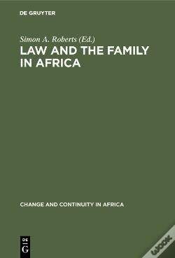 Wook.pt - Law And The Family In Africa
