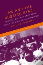 Law And The Russian State