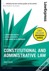 Law Express: Constitutional And Administrative Law