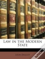 Law In The Modern State