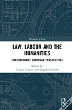 Wook.pt - Law Labour And The Humanities