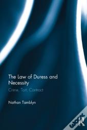 Law Of Duress And Necessity